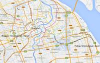 Shanghai Airport Map, Pudong International Airport, Hongqiao International Airport