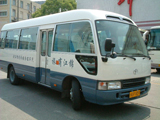 Shanghai Airport Transfer - 22 Seat Standard Coach