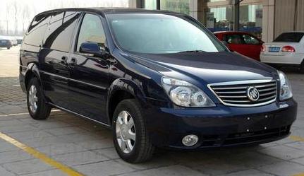 Beijing Airport Transfer - 7 Seat Deluxe Van